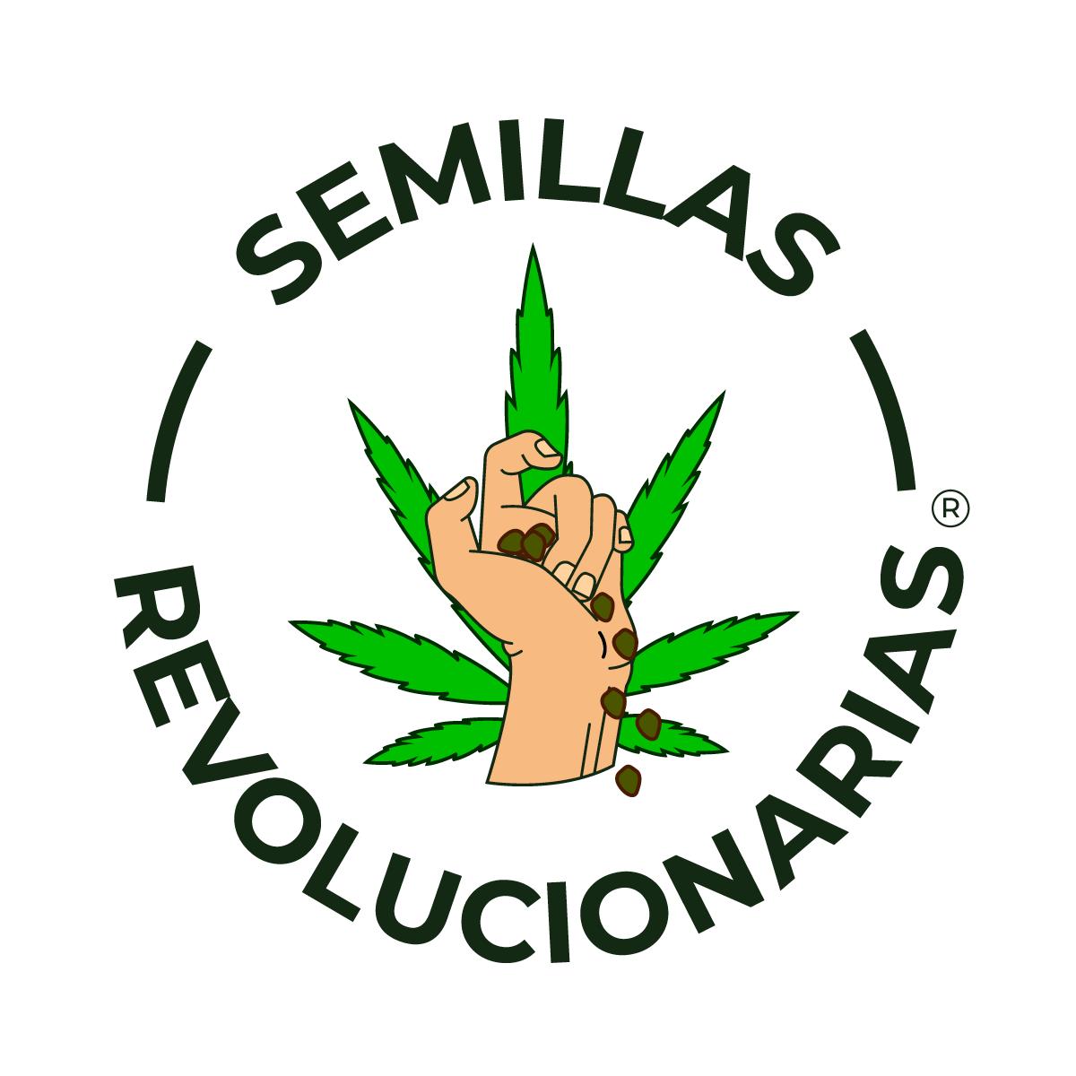 Logo | Marihuana | Cannabis | Semillas Revolucionarias